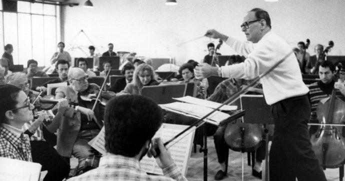 """Ennio Morricone e Sergio Leone, fusione assoluta: """"Insieme dalle elementari, erano entrambi divorati da un fuoco: uno per la musica, l'altro per il cinema"""""""