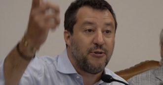 """""""Il Corriere della Sera? Ormai è peggio del Fatto Quotidiano"""",  Salvini attacca i giornali dopo l'ok del Senato al processo su Open Arms"""