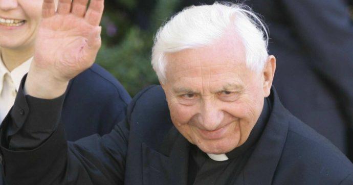 Georg Ratzinger rischia di passare alla storia come un grande chiacchierone