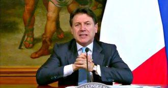 """Decreto Semplificazioni, Conte: """"Alziamo il limite di velocità dell'Italia e rafforziamo gli autovelox. Non offriamo spazio a criminalità"""""""