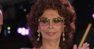 """Sophia Loren e le lacrime per Ennio Morricone: """"Resto sempre più sola…"""""""