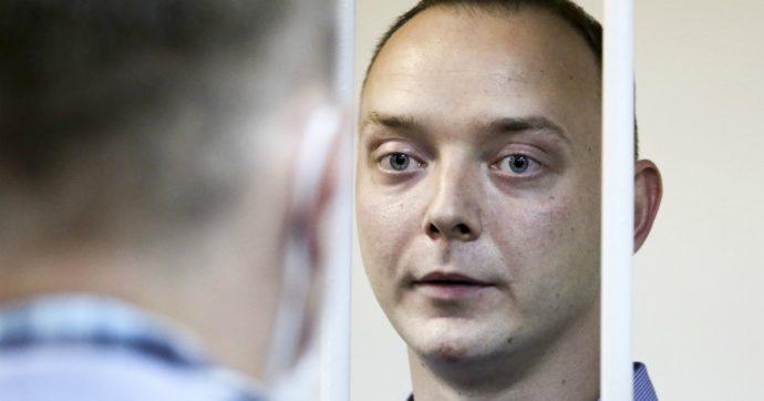 """Russia, arrestato per alto tradimento ex giornalista ora consulente all'Agenzia spaziale: """"Passate informazioni militari a Paese Nato"""""""