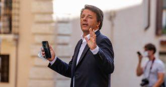 """Renzi torna a chiedere un rimpasto per gestire i soldi del Recovery: """"Rafforzare squadra di governo, ci sono da spendere 200 miliardi"""""""