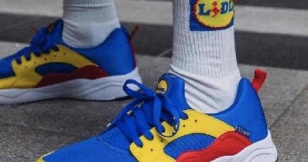 Chi ha disegnato le scarpe Lidl? Un italiano di 55 anni (che dice cosa ne pensa del 'suo' prodotto)