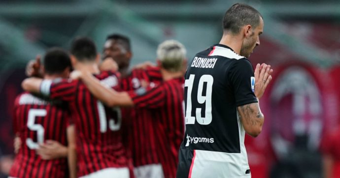 Milan-Juventus, purtroppo dietro al successo rossonero si nascondono tante magagne