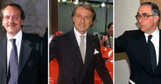 Italia 90, 30 anni dopo – Da Montezemolo a Carraro fino a Nitto Palma: gli 'eroi al contrario' del Mondiale hanno fatto carriera