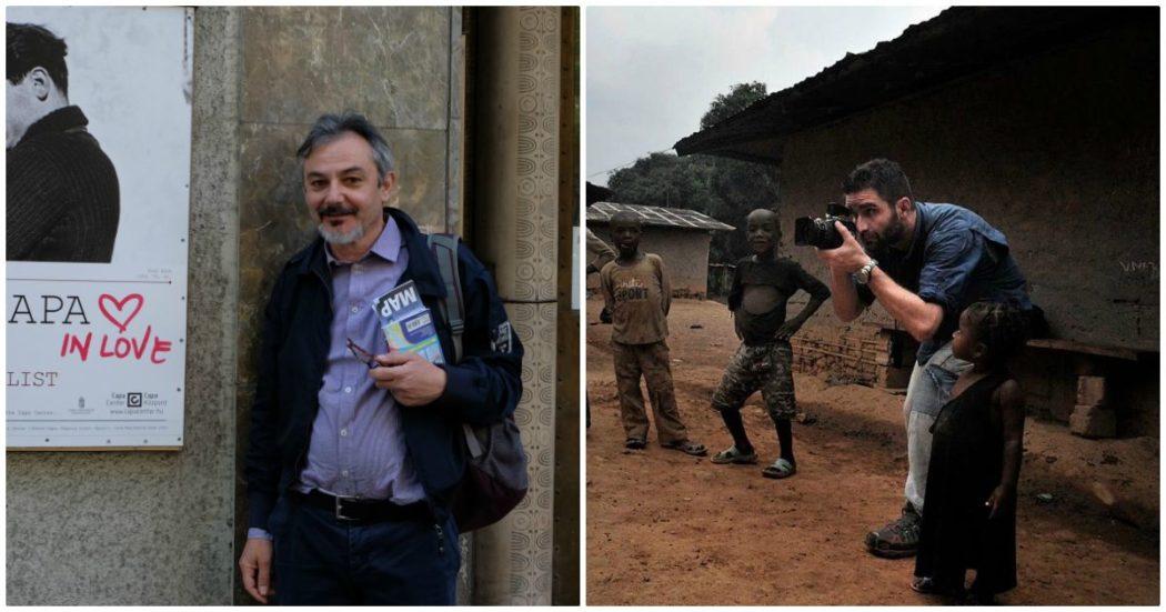 """Marche, nasce la """"scuola di giornalismo e fotografia Jack London"""". Il progetto di Ferracuti e Marrozzini per insegnare il mestiere di raccontare"""
