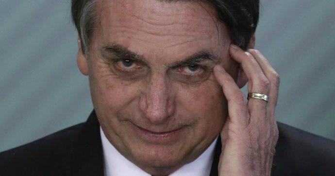 Bolsonaro ha il Covid-19. Una tragedia? No, uno spot pubblicitario
