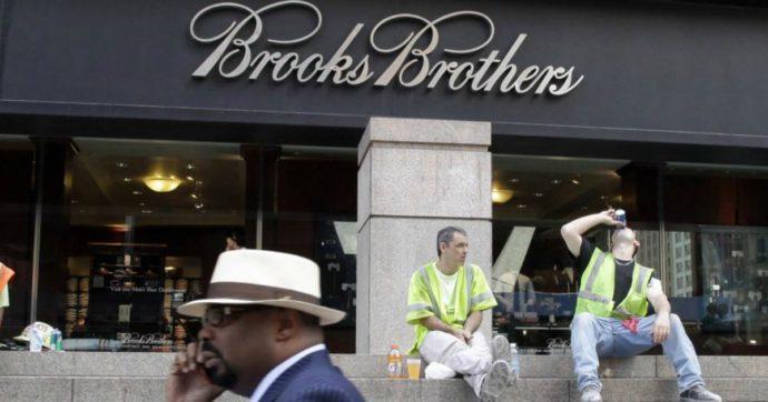 Brooks Brothers, la camicia di Wall Street cerca un salvatore per evitare la bancarotta