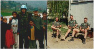 Srebrenica, 25 anni dopo – L'ex Casco Blu olandese: 'Avevo 21 anni, sento ancora le grida. Chiedemmo aiuto all'Onu, ma non ci ascoltarono'
