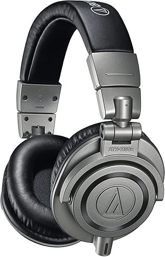 Audio Technica ATH M50XGM, cuffie monitor professionali su A