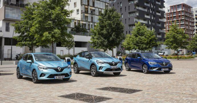 Renault Clio, Captur e Mégane ibride, la carica delle francesi con la scossa