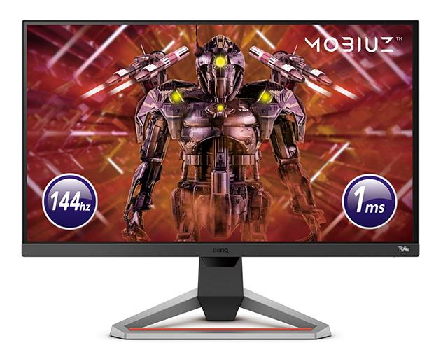 BenQ Mobiuz, ecco i nuovi gaming monitor con refresh rate di