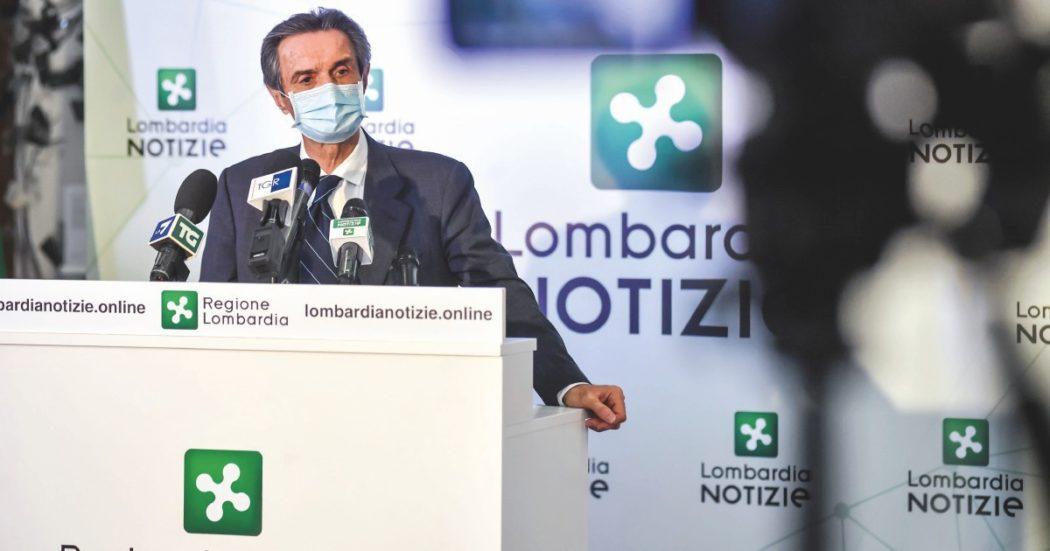 """Camici alla Lombardia, Fontana indagato: i dubbi dei pm sull'eredità della madre da 5,3 milioni (in due trust alle Bahamas). M5s: """"Pronti a mozione di sfiducia"""""""