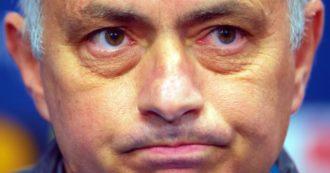 """José Mourinho """"impazzisce"""": dopo il pareggio, pure i problemi tecnici durante la conferenza stampa"""
