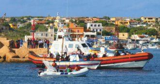 Lampedusa scoppia: quasi 800 sbarchi. Musumeci chiede lo stato d'emergenza