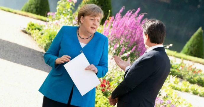 Thyssen, il premier Conte ha consegnato a Merkel la lettera dei familiari delle vittime