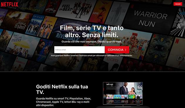 """Netflix """"soddisfatti o rimborsati"""": ecco come funziona la nu"""