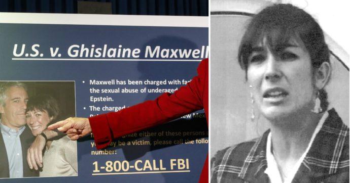 """Caso Epstein, il giudice respinge la richiesta di scarcerazione di Ghislaine Maxwell: """"Rilasciarla sarebbe un rischio grande"""""""