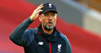 """Jurgen Klopp commenta la sentenza del Tas: """"Manchester City ammesso alla Champions? Non una bella giornata per il calcio"""""""