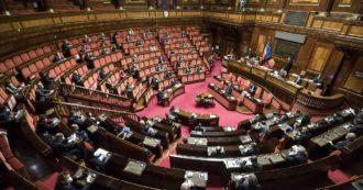 Scostamento di bilancio, il voto in Senato sulla richiesta del governo: segui la diretta