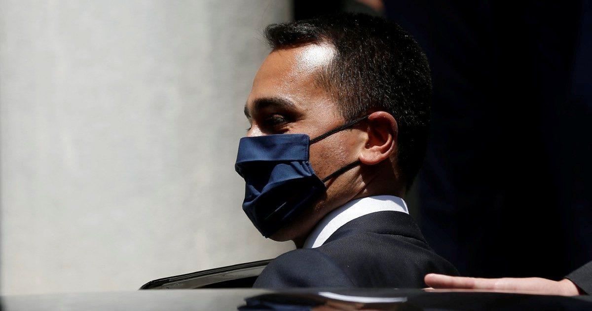 """Lettera di Di Maio al Fatto Quotidiano: """"Letta, Draghi, Mion: è lavoro, parlo con chi non la pensa come me"""""""