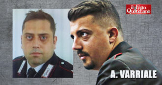"""Omicidio Cerciello Rega, al processo l'audio della telefonata ai soccorsi del collega Varriale: """"Subito un'ambulanza, perde molto sangue"""""""