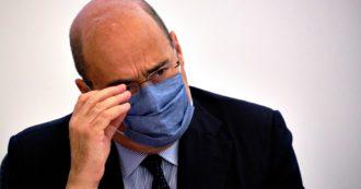 """Elezioni Regionali, Zingaretti rilancia l'appello di Conte: """"Pd e Movimento 5 stelle siano uniti per sconfiggere le destre"""""""