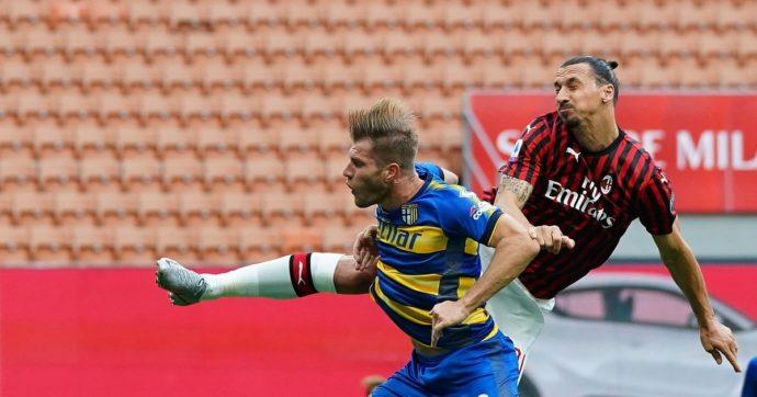 Milan-Parma: i rossoneri vincono, ma i numeri non ingannano