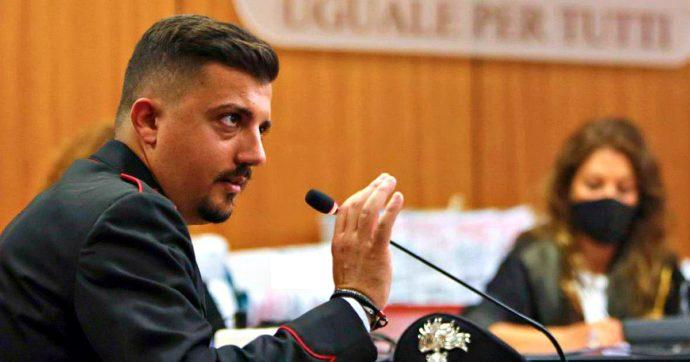 """Omicidio Cerciello Rega, l'ordine di servizio vuoto. Un maresciallo a Varriale: """"Non ne parlare con nessuno, vieni e lo compiliamo"""""""