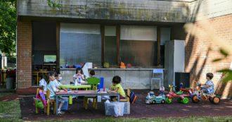 """Asili nido e materne, come hanno riaperto in Europa. Priorità ai figli dei lavoratori """"essenziali"""", rientro su base volontaria e piccoli gruppi alternati: le strategie"""