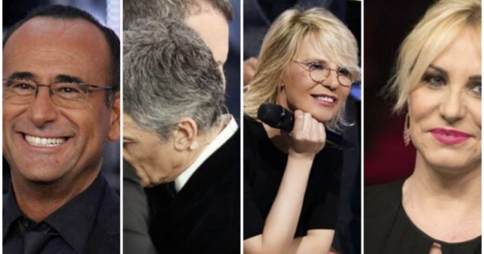 """Palinsesti Rai, da Maria De Filippi a Fiorello e Amadeus a Sanremo. Salini: """"Tagli compensi? Sacrifici da tutti"""""""