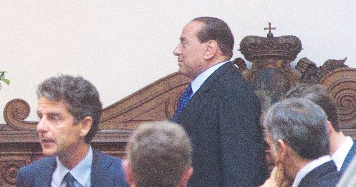 Sull'audio pro-Berlusconi ora indagano i pm di Roma