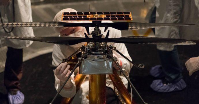 """Ingenuity, il primo drone della Nasa che volerà su Marte. L'ingegnere italiano: """"Otto anni di preparativi per rivoluzionare l'esplorazione"""""""