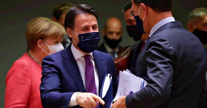 """""""Recovery Italia"""", nel libro di Panetta i retroscena del via libera al piano europeo che vede Roma come primo beneficiario"""