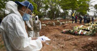 Coronavirus – Usa, continua l'impennata dei contagi: oltre 77mila in 24 ore. Brasile supera i 2 milioni di casi, l'India arriva a un milione