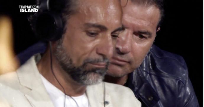 Temptation Island, Antonella Elia chiama Pietro Delle Piane con il nome del suo ex: lui reagisce così
