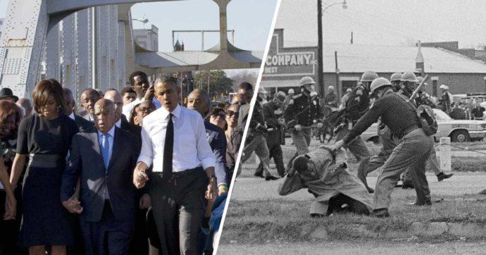 John Lewis, morto a 80 anni l'ultimo dei Sei Grandi attivisti per i diritti civili guidati da Martin Luther King
