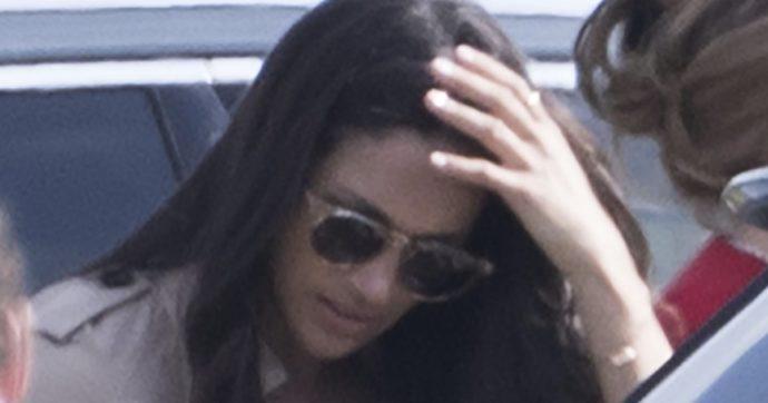 """Meghan Markle attaccata di nuovo ferocemente, per """"non aver commesso il fatto"""""""