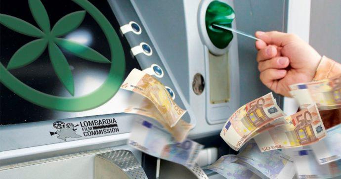 In Edicola sul Fatto Quotidiano del 18 Luglio: Fondazione lombarda bancomat dei leghisti. Film commission