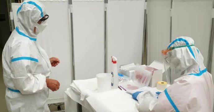 Coronavirus, irregolare più di un' impresa ogni sei. Quasi 50 mila i contagiati sul lavoro secondo i dati Inail
