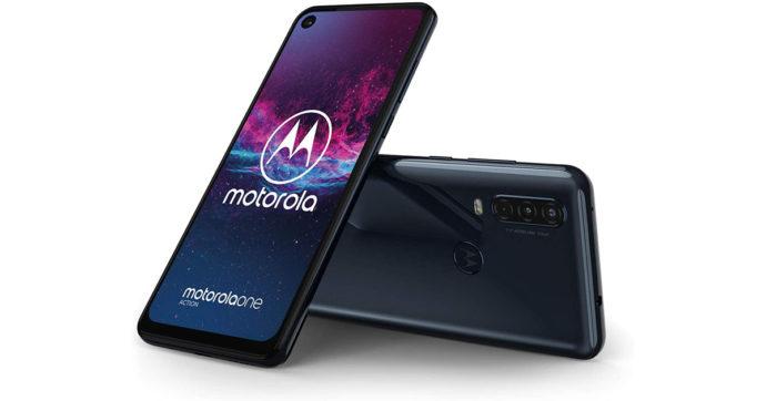 Motorola One Action, smartphone di fascia media con 100 euro di sconto su Amazon
