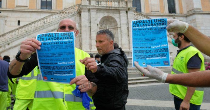 Roma, guerra tra cooperative per il servizio scolastico: nasce la Newco al posto della Multiservizi. 2400 lavoratori in sospeso