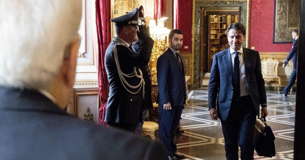 """Recovery fund, Mattarella vede Conte: """"Soddisfazione per l'esito che rafforza l'Ue. Create condizioni proficue per l'Italia, ora interventi concreti ed efficaci"""""""