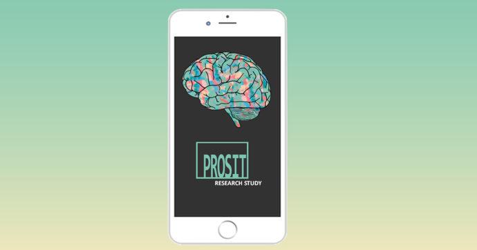 Prosit, un'app per valutare la propria salute mentale
