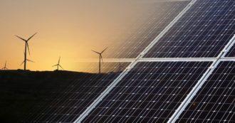Rinnovabili, l'impatto della transizione è troppo caro? Cambiare consumi e stili di vita è cruciale