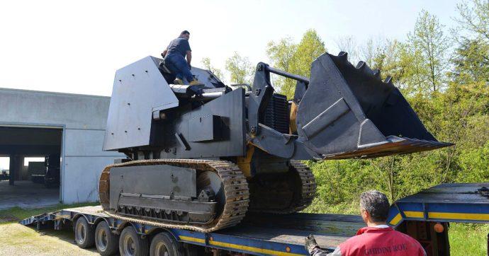 Secessionisti veneti, 7 condannati e 8 assolti per la costruzione di un Tanko: stavano fabbricando due cannoncini pronti a sparare