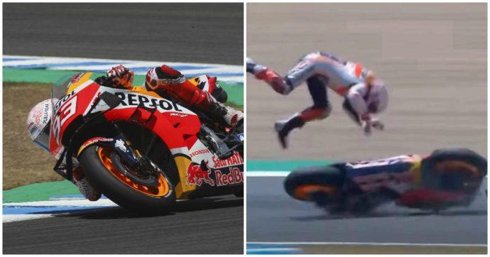 Marquez in pista a 3 giorni dall'intervento al braccio: c'è l'ok dei medici della MotoGp