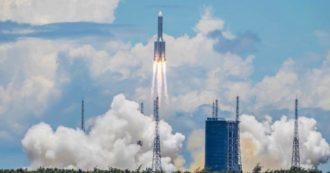 Marte, Cina lancia la sonda Tianwen 1: il primo veicolo di Pechino ad esplorare il pianeta