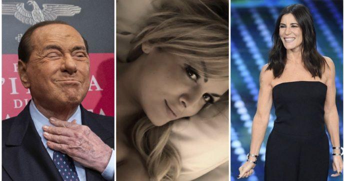 Francesca Pascale e il bacio con Paola Turci: 'Oggi' pubblica le foto